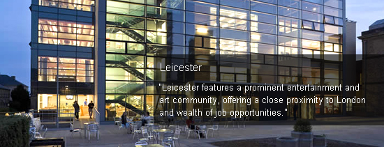 Leicester Recruitment